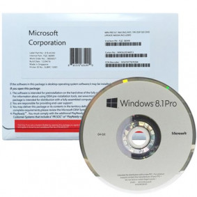 Microsoft Windows 8.1 Professional OEM