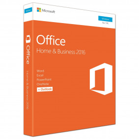 Microsoft Office для дома и бизнеса 2016 BOX